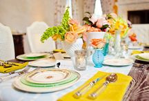 anthropologie inspired / by Chris Nease {Celebrations At Home}