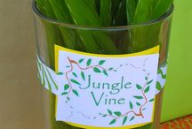 Jungle baby shower / by GinnyMae Tillery
