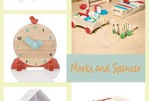 Wooden toys / by Jenna Hrabovsky