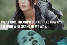 The hunger games!! / by Maddie Cardwell