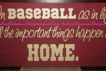 Baseball! / by Sarah