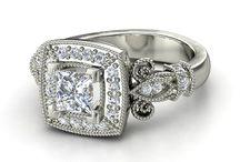 Diamonds are a girls best friend! / Diamonds are a girls best friend!!! / by Jennifer Nemeth