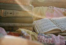 Lost in story / by Erika Dawson