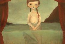 Mermaids / by Joani