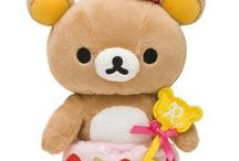 All about Rilakkuma  / Cute Japanese Bear / by Rakuten Global Market