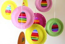 Paper Plate Crafts / by Little Melbourne