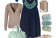 Spring and Summer Styles... / Work and dressy for Spring and Summer / by Ashley Inman