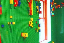 Jason's Room / Toddler Boys Room Ideas. Trains, Cars and Baseball! / by Monica G.