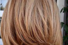Hair Style Ideas / by Karen Higginbottom Duke