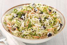 Salads / by Sue Ferguson