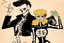 Psychobilly / by Justin Boldenow