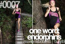 Endorphin's  / by Leese Lu