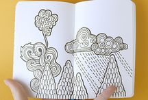 Drawings / by Nadia Richards