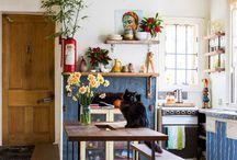 kitchen / by Wendy Lamb