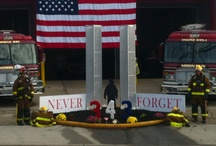 **9-11 Never Forget** / We will never forget! / by Cheryl Silva Burrhus