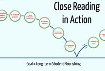 Close reading / by Jessica Lancaster
