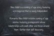 Book Nook - New Adult / by Paloma Beck