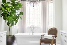 Master Bathrooms / by Sarah Esp