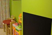 Church Nursery Ideas / by Casey Colley