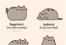 Pusheen Board / by Maria Ps