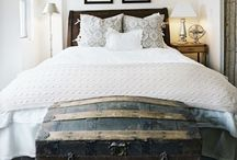 Bedrooms / by Kathy Krekeler