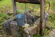Well, well, well / Old well, well sheds, pumps etc / by Kay Snow