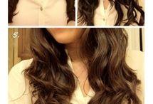 hair / by Shirin Majeed