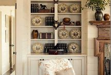 Bookcases / by Kate Harrison
