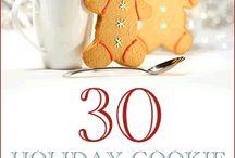 Cookie Recipes / by Josie de Jesus-Davis
