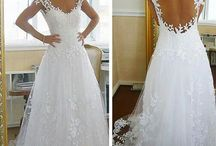 Wedding Dresses / by Katrina Russell
