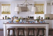 Kitchen and Dining Rooms / by Alix Leigh