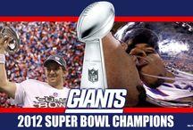 New York Giants / by Jimmy Jimenez