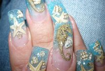 Nail Ideas / for everyone who is crazy for nail design! / by Patricia Riley
