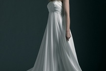 my wedding dress / by Anna Brózik