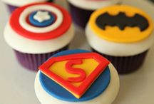 Superheroes party / by Lara Davis
