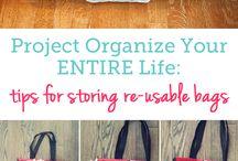 Organizing  / by Siiri-Liisi Kraav