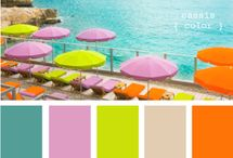 Color Inspirations  / by Lisa Darras