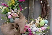 Easter Decor / by Pamella Vann