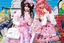 Tokyo fashions / by Crystal B.