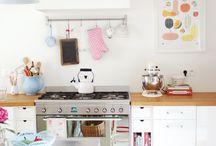 kitchen reno ideas / by mon ami   Thea