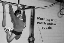 CrossFit  / by Rudy N Pacheco