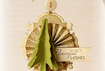 Christmas crafts / by Connie van der Wouw