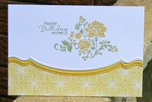 Card Ideas - Stampin Up / by Lisa Gundrum