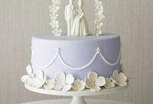 Weddings: A Piece of Cake / There's Ideas & Inspiration For All / by Tiffany Zimmerman