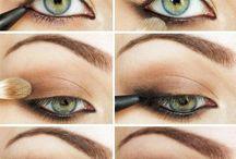 Makeup / by Karah Hannah