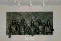 ART ed - sculpture / by Danielle Titus