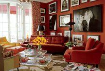 Interior Design / by Emmie {Blue 11 Interiors}