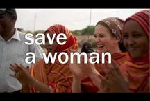 Saving the World:  Humanitarian Projects / by MomsGoneGlobal