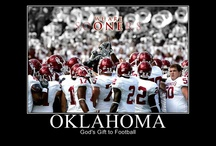 OU! Boomer Sooner! / by Autumn Rodriguez
