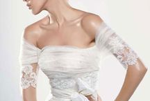 Short Sleeved Wedding Dresses / by Sajid Khan